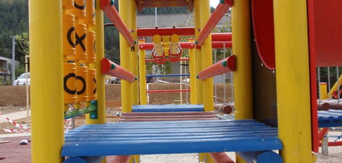 detske ihrisko Obec Nitrica, 2011