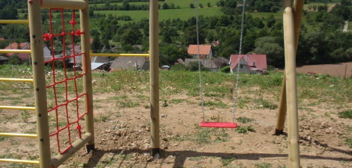 detske ihrisko SD Nová Bošáca, 2012