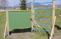 detske ihrisko Mesto Ružomberok, 2014