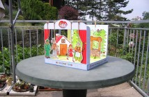 Ako postaviť bábkove divadlo Marionetino