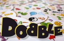 Dobble - postrehová hra