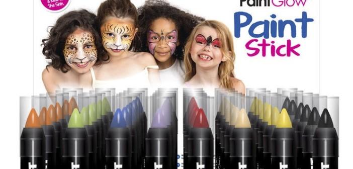 PaintGlow, predstavujeme nové profesionálne farby na tvár