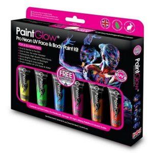 PaintGlow, výrobca kvalitných farieb na tvár a telo