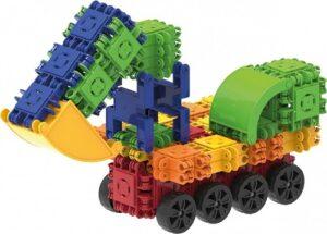 Sclicformers_basic_set_200-delig_3_222368tavebnice Clicformers sú zábavnou konštrukčnou hračkou pre deti od 4 rokov.