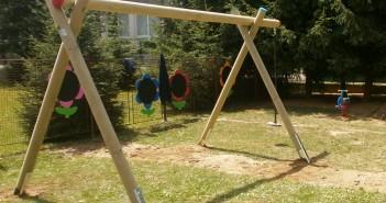 Detské ihrisko MŠ Gaštanová 56, Žilina