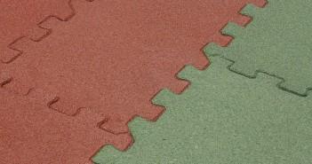 Gumená dopadová dlažba Hobby a Puzzle