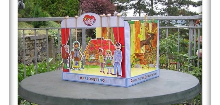 Divadielka Marionetino na jednom mieste