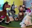 Slovenské marionety kreatívne a stimulujúce hračky