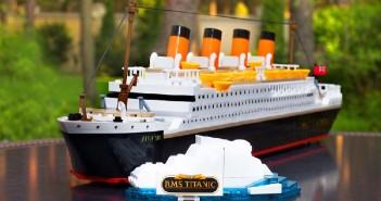 Postavte si slávny Titanic