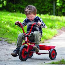 Okrem klasických kolesových hračiek obsahuje séria Mini Viking aj netradičné produkty.