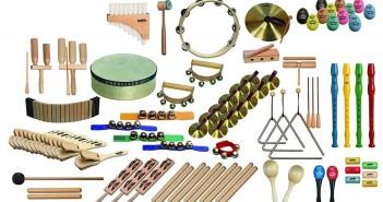 Hudobné nástroje Goldon pre deti