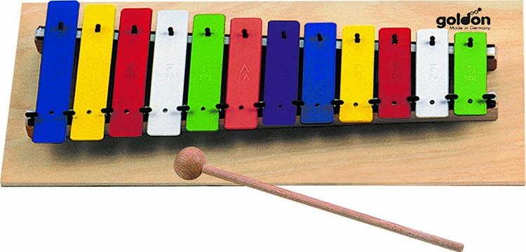 Hudobné nástroje Goldon pre deti materských škôl