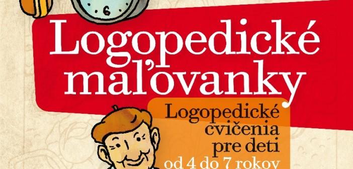 Logopedické maľovanky a cvičenia pre deti od 4 do 7 rokov