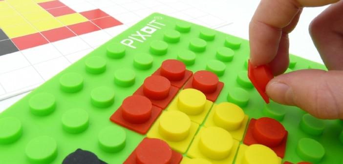 PIX-IT unikátna vzdelávacia stavebnica pre rozvoj intelektu detí