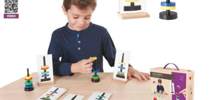Pedagogický návod k pozorovacej a manipulačnej hre Kúzlo magnetu