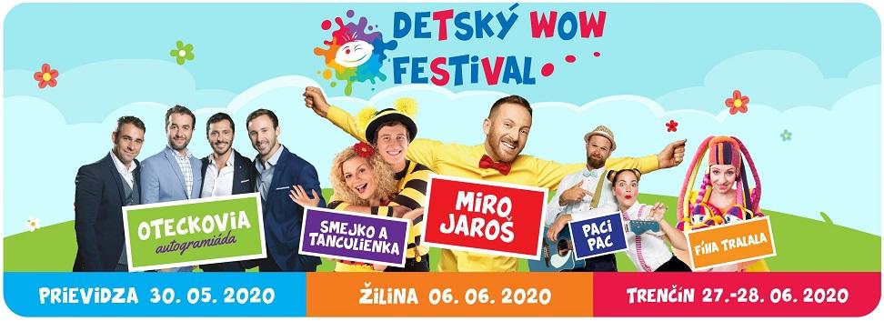 Detský WOW festival