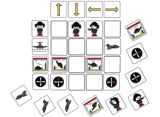 Didaktická hra Concepta od holandskej spoločnosti Rolf Education