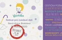 Vševedko - edukačný festival pre zvedavé deti