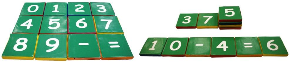Molitanová zostava Matematický tréning