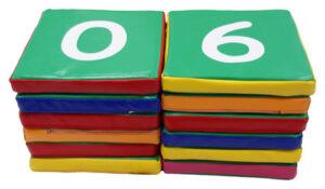 Molitanový matematický tréning, 12 častí