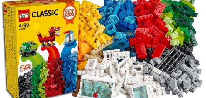 LEGO Classic precvičí kreatívne myslenie vašich detí