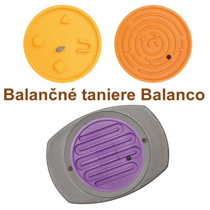 Balančné taniere - Balanco