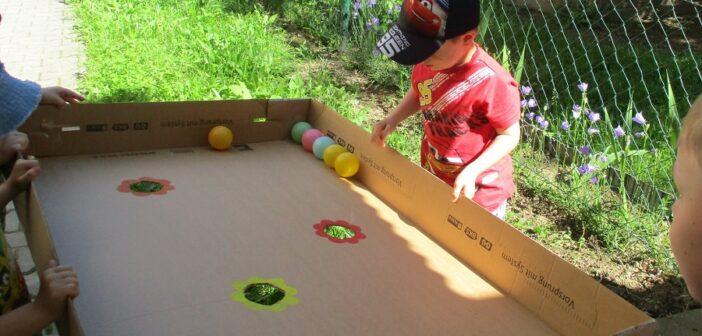 Predstavujeme koordinačnú, balančnú hru s krabicou