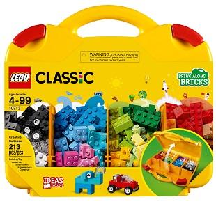 Kreatívny kufrík LEGO Classic 10713