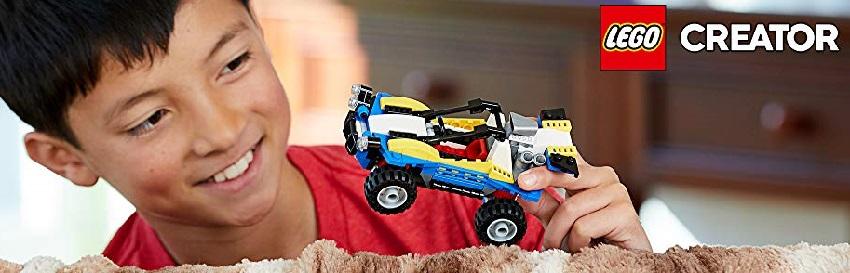 Lego Creator 31087 Púštna bugina 3v1