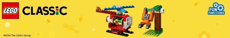 LEGO Classic nie sú len kocky