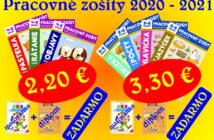 Predpredaj – pracovné zošity 2020-2021