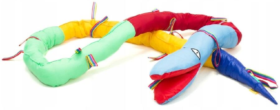 vychádzkové lano - vychádzkový had