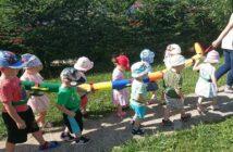 Vychádzkové lano - zvyšenie bezpečnosti pri prechádzkach