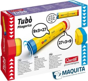 Tubo Pitagorico zvláda násobilku jednoducho a zábavne