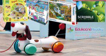 Najpredávanejšie hry a edukačné hračky 122020