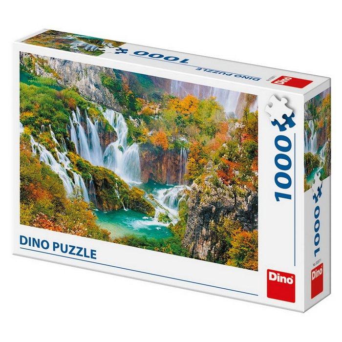 Dino Puzzle Plitvické jazerá, 1000 dielikov
