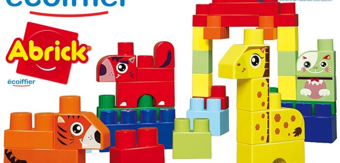 Kompletný katalóg hračiek Ecoiffier a Abrick 2021