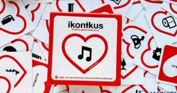 Ikonikus – kartová spoločenská hra o emóciách