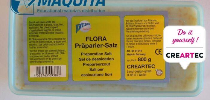 Prípravky pre živicové odliatky organických živých kvetov a bylín