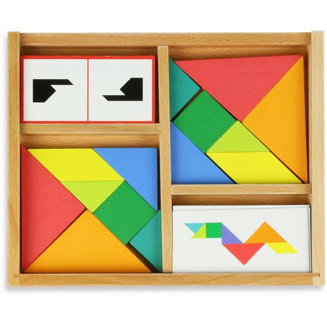 Vilac Súboj tangramov