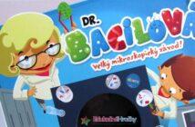 Blue Orange Dr. Bacilová