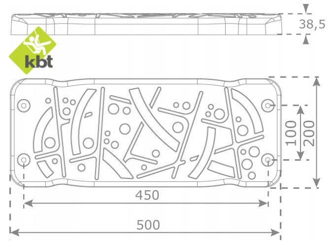 Hojdačka sedačka od 6 rokov Curve XL komplet sada, EN1176
