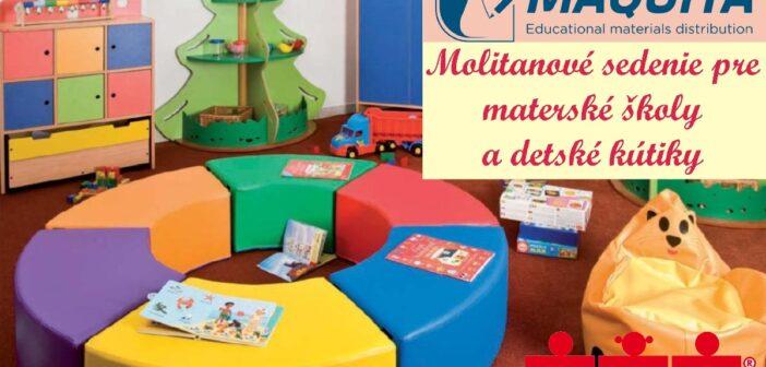 Molitanové sedenie pre materské školy a detské kútiky