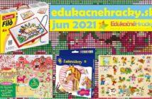 Najpredávanejšie hry a edukačné hračky 6/2021