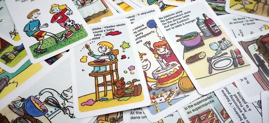 Tik Tak Bum Junior hra určená predovšetkým pre predškolákov
