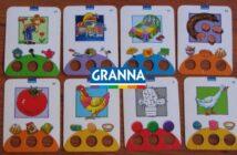 Granna Môj prvý kvíz pre predškolákov