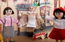 Bábkové divadlo Mašek – 3 rozprávky