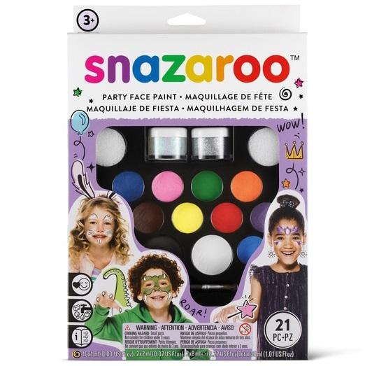 Snazaroo Veľká sada farieb na tvár