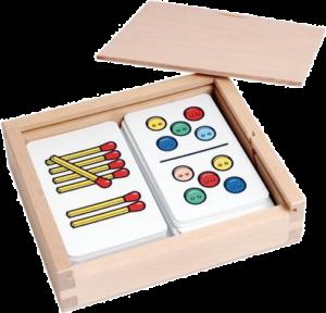 Prvá matematická hra pre predškolákov od Jakobs