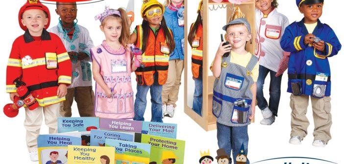 Kostýmy profesie pre predškolákov od Melissa & Doug